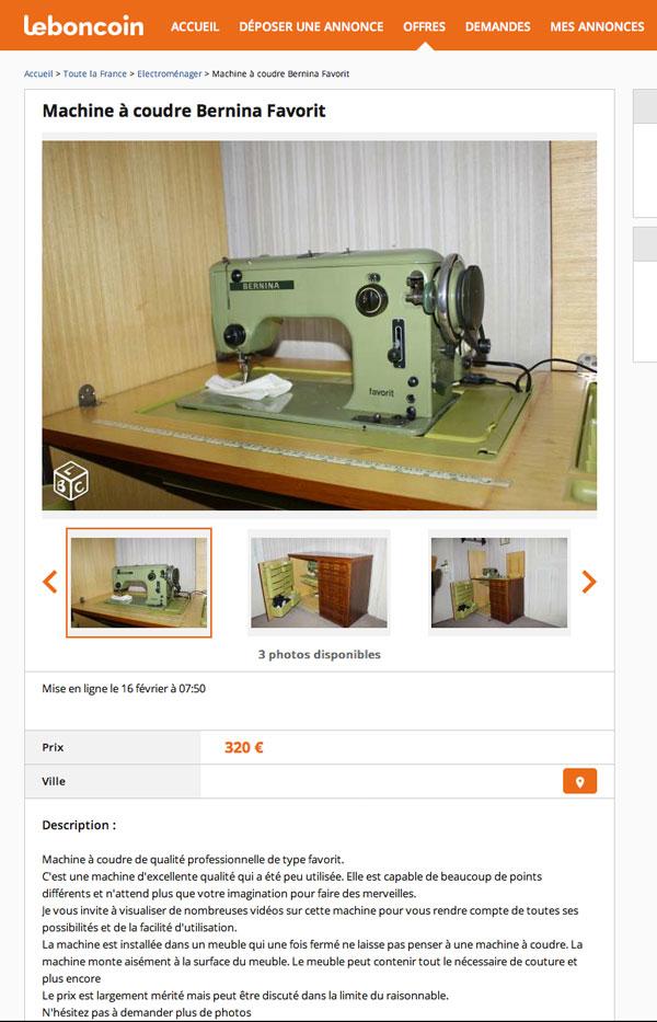 cart de prix machines coudre identiques ou quasi machines coudre choix. Black Bedroom Furniture Sets. Home Design Ideas